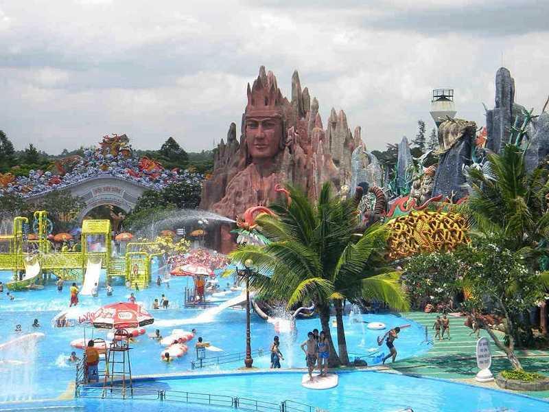 парк DaiNam