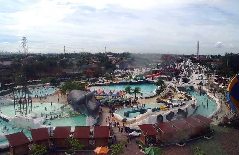 парк Таман Мини в Джакарте
