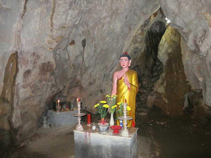пещеры Подводный дворец