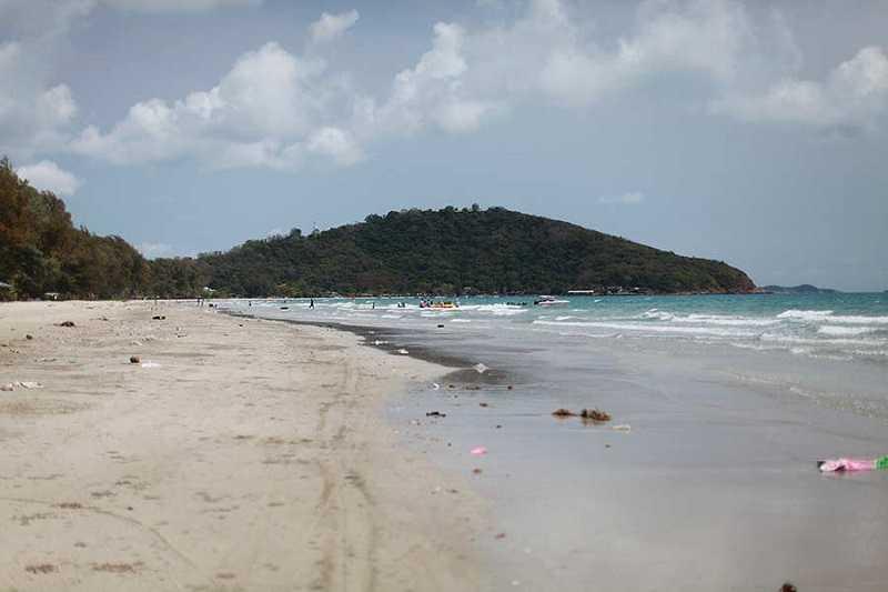 пляж Бан Пхе