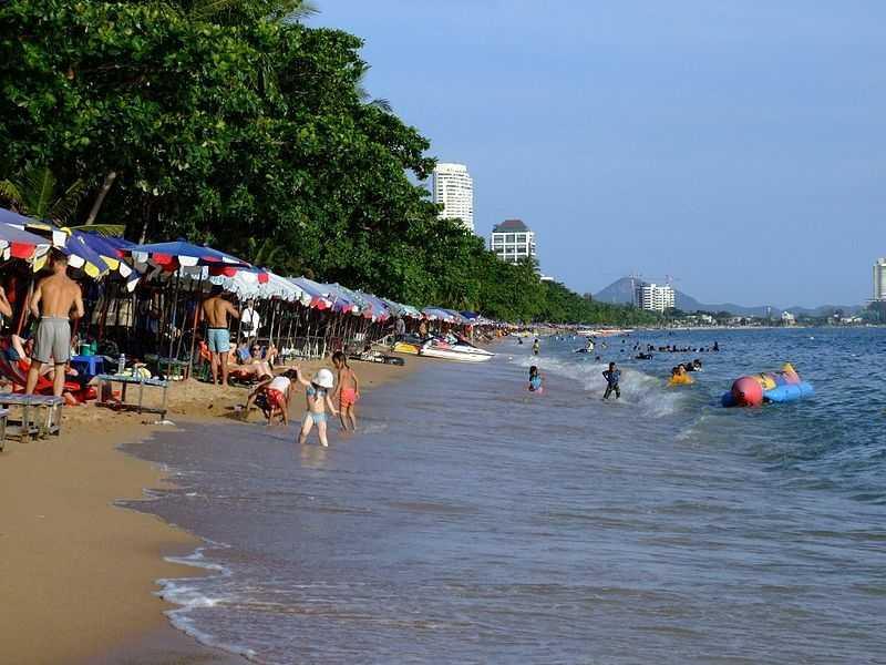 пляж Джомтьен1