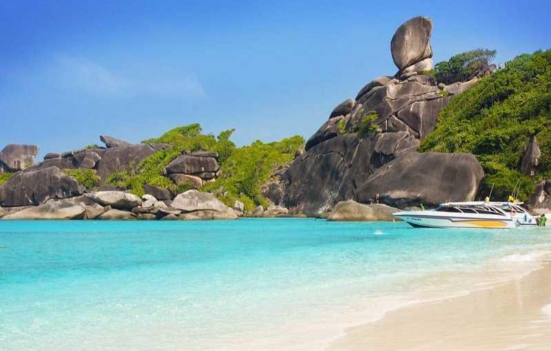 пляж Дональда Дака