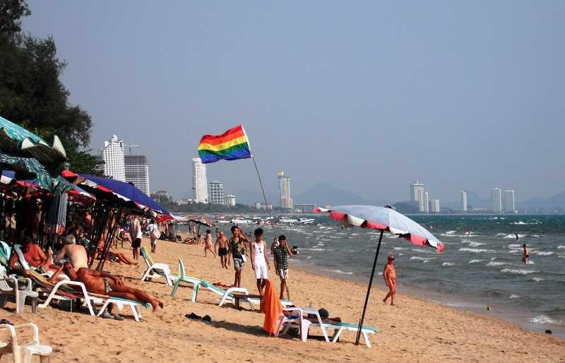 пляж Донг Тан