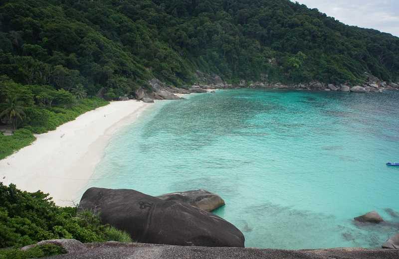 пляж Као Лак