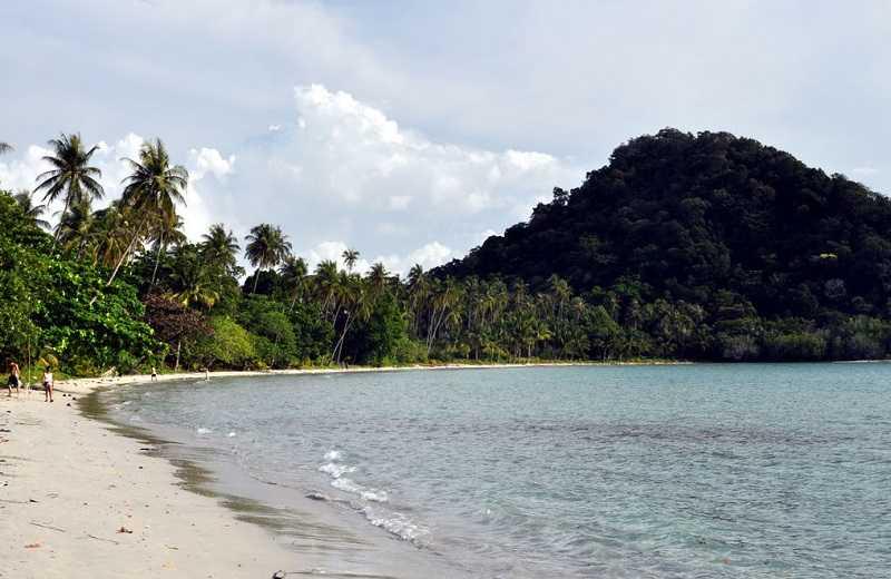 пляж Лонг Бич