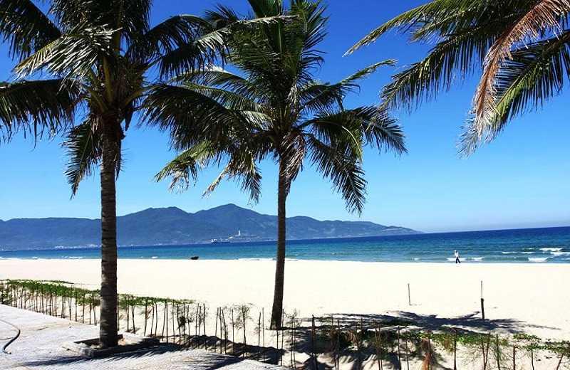 пляж Ми Хе