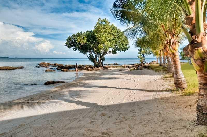 пляж Нага