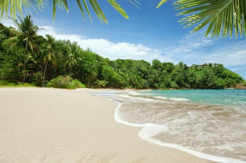 пляж Прао