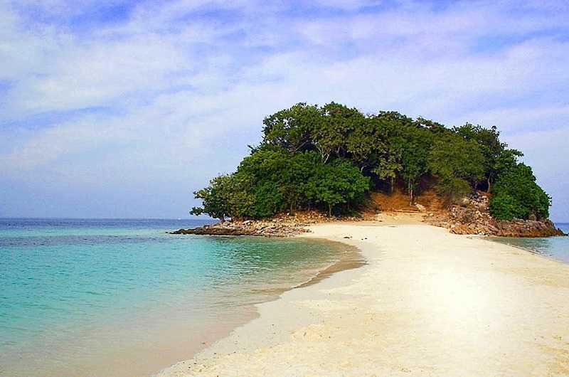 пляж Хат-Рей-Ле