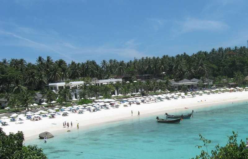 пляж Хат Сай Тонг