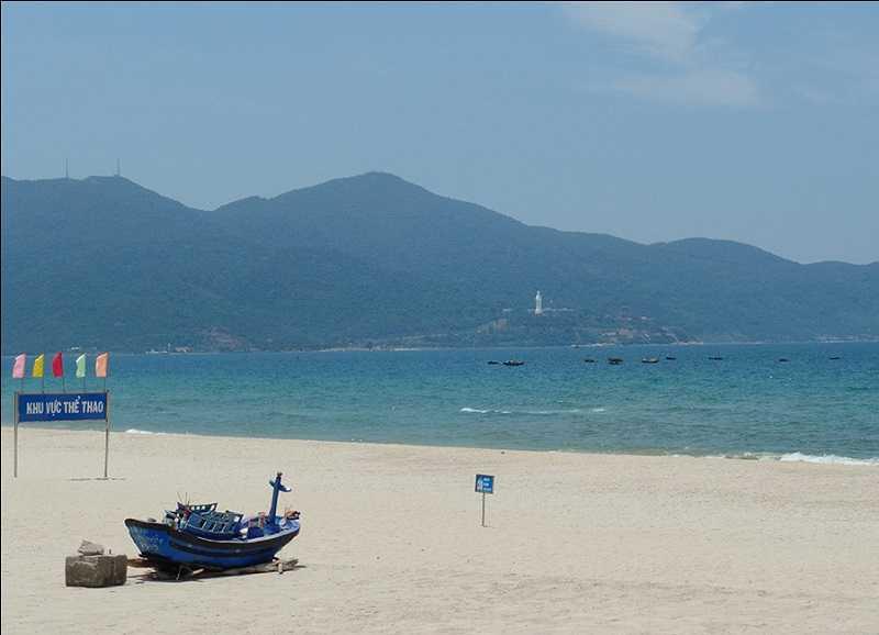 пляж острове Ланг Ку