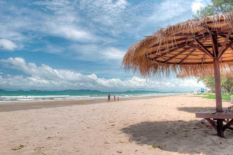 пляж Suan Son суан сон