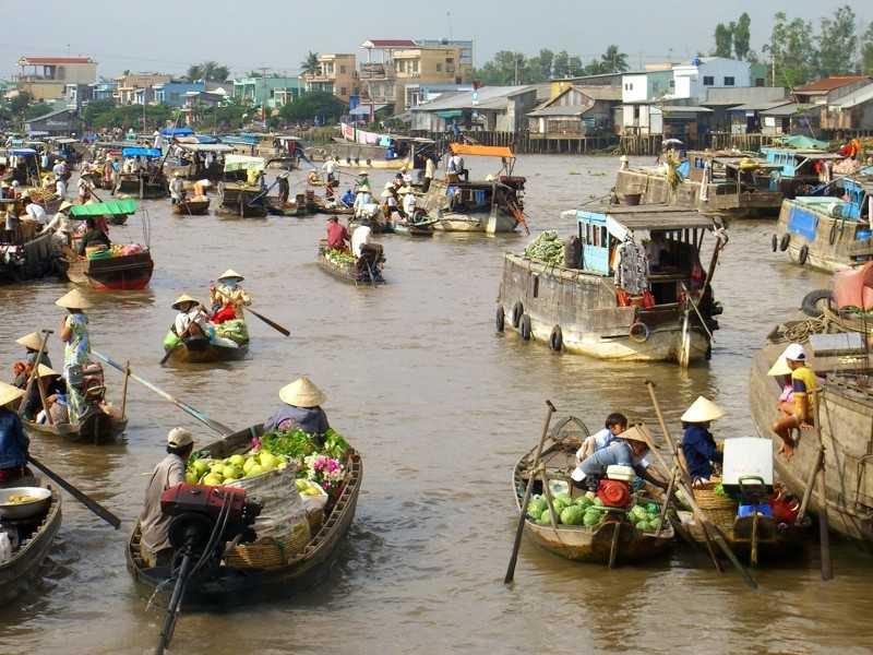 река Квай Вьетнам