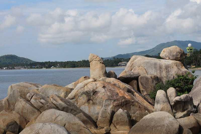 скалы Hin Ta – Hin Yai