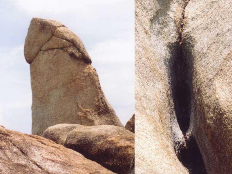 скалы Hin Ta – Hin Yai1