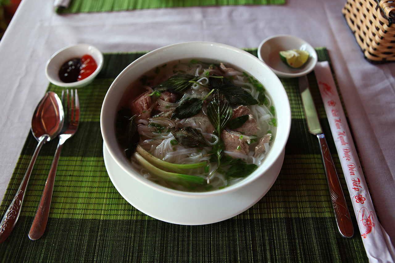 суп фо кухня вьетнама