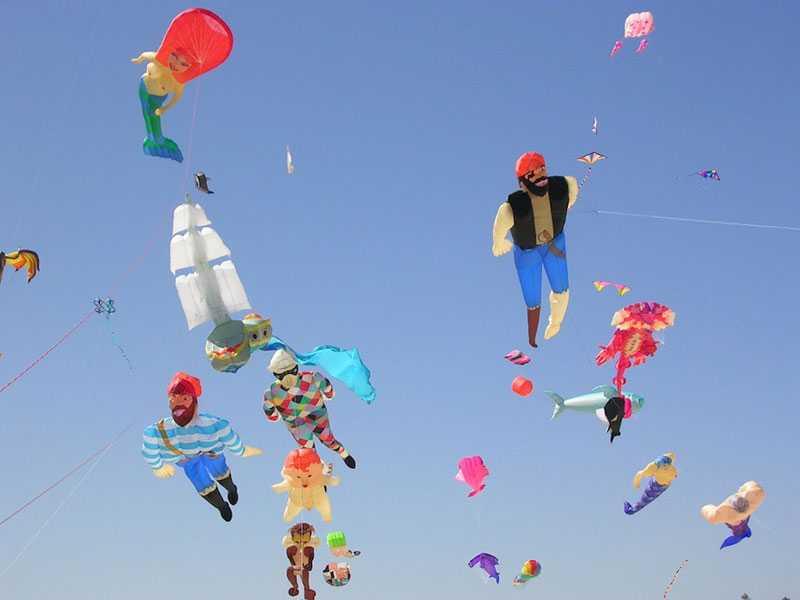 фестиваль воздушных змеев1