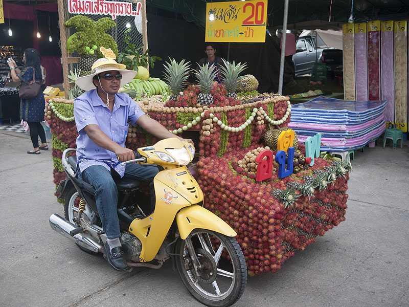 фруктовая ярмарка
