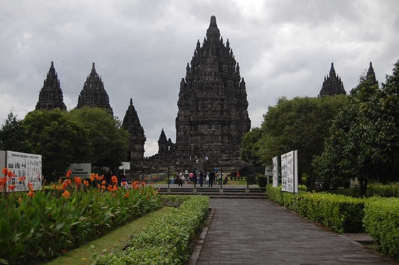 храм Лара Джонгранг