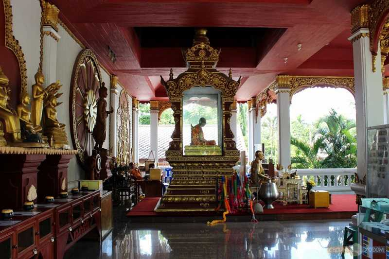 храм Wat Khunaram1