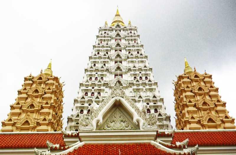 Храм WatYannasangwararam