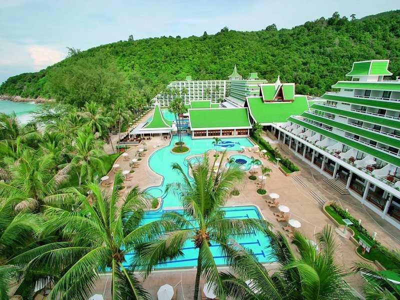 отель Meridien Phuket