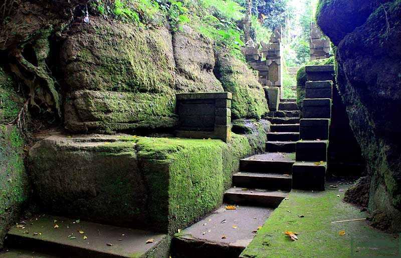 Храм Гоа Гаджа на Бали