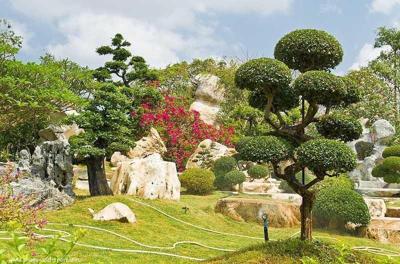 парк миллион летних камней