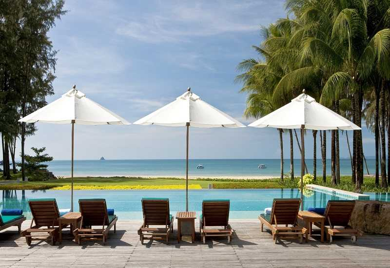 Отель Dusit Thani