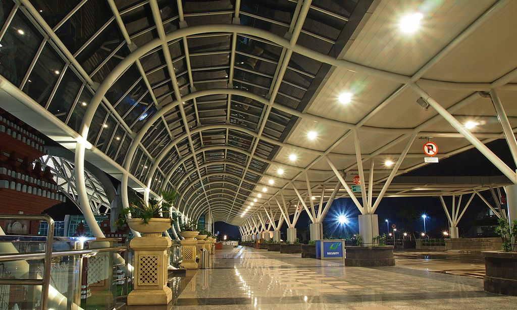 аэропорт на бали