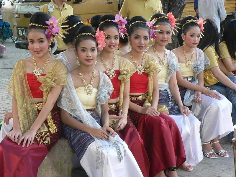 жители Тайланда