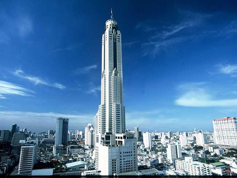 Отель Baiyoke Sky 4