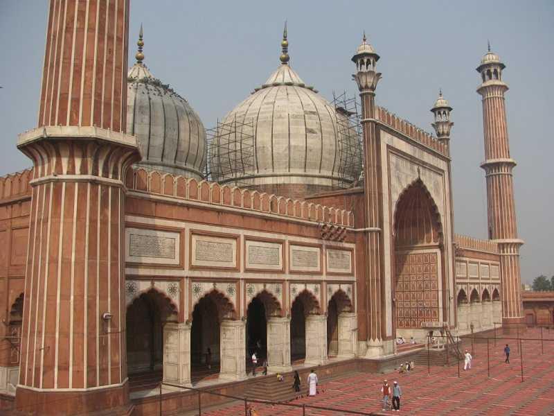 Агра Мечеть Джама Масджид