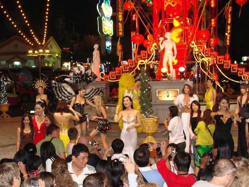 Альказар шоу в Паттайе фото