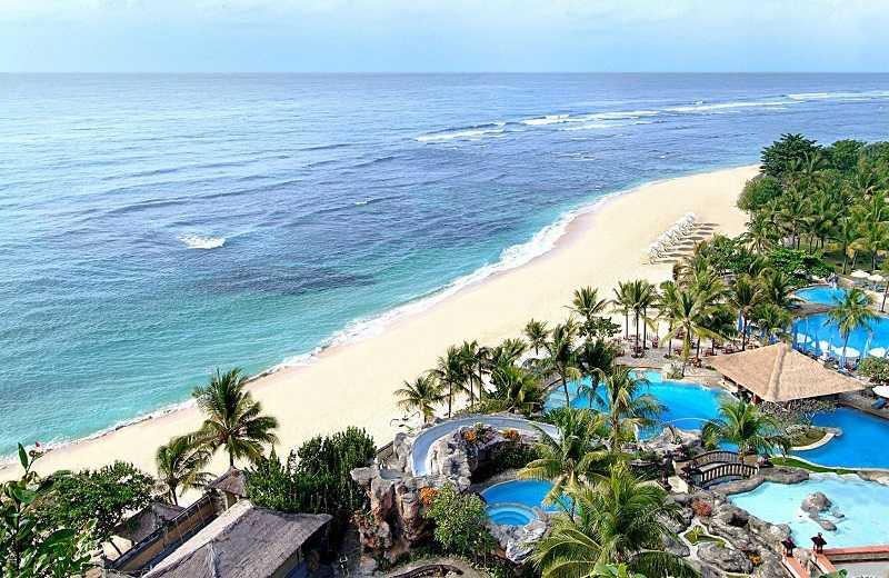 Бали курорт Нуса Дуа