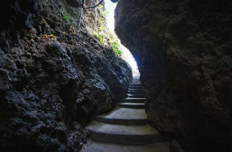 Бали Паданг Паданг лестница