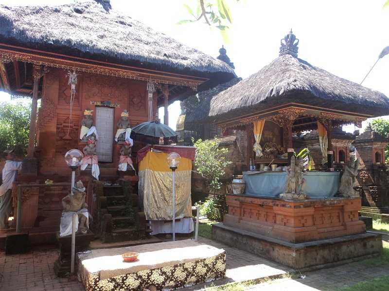 Бали Санур храм Пура Бланджонг