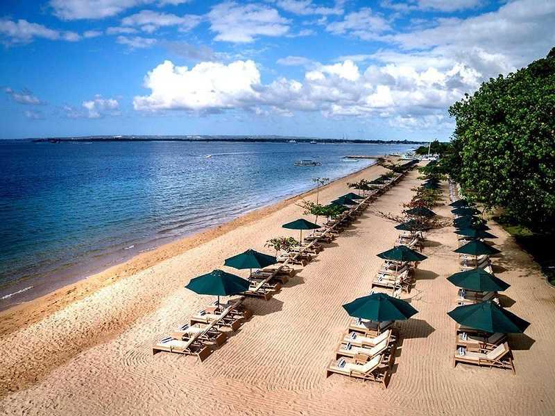 Бали курорт Санур