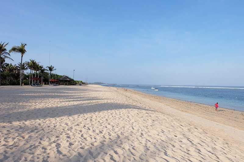 Бали пляж Гегер Бич кругодичный отдых