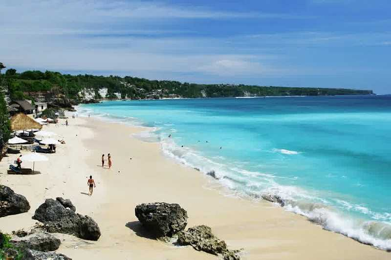 Бали пляж Гегер Бич