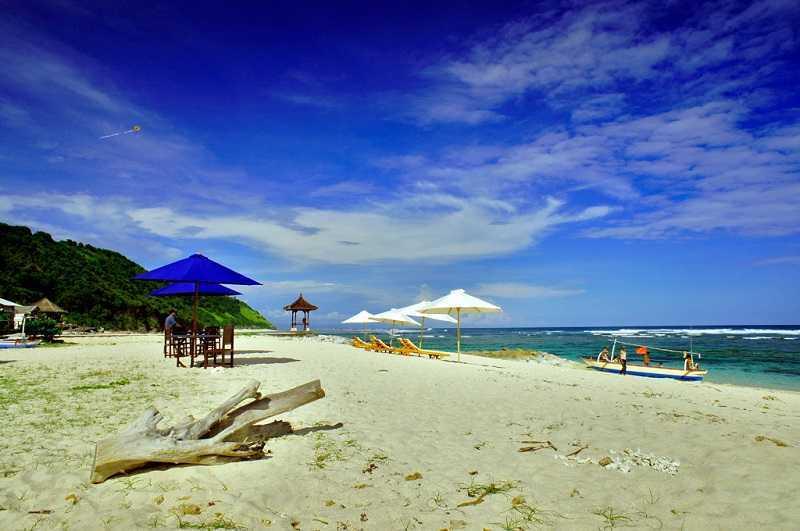 Бали пляж Пандава Бич 1