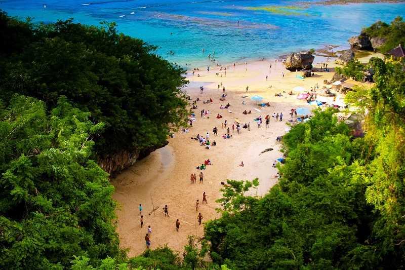 Бали пляжПаданг Паданг
