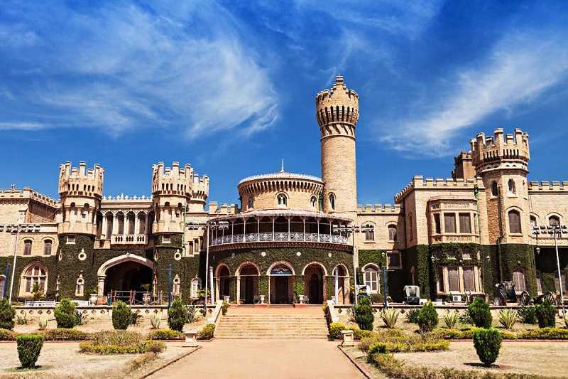 Бангалор Дворец Бангалор