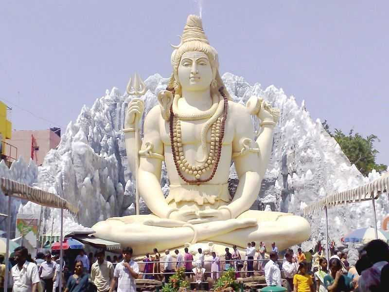 Бангалор Храм Шивы