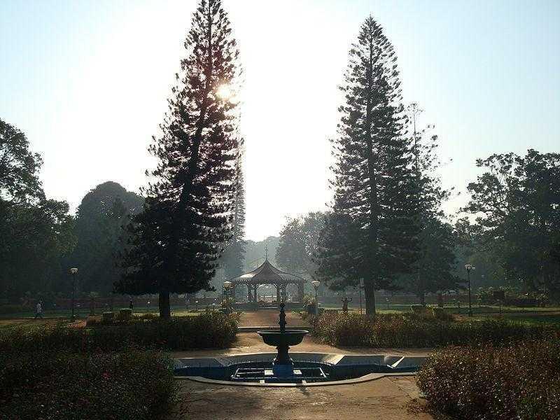 Бангалор Парк Каббон