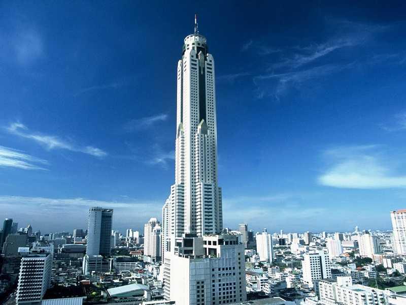 Бангкок Baiyoke sky
