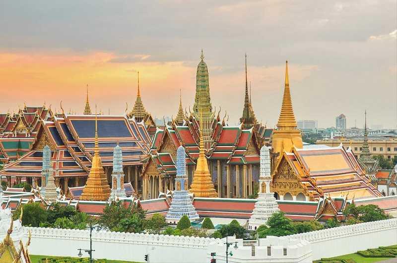 Бангкок Grand Palace