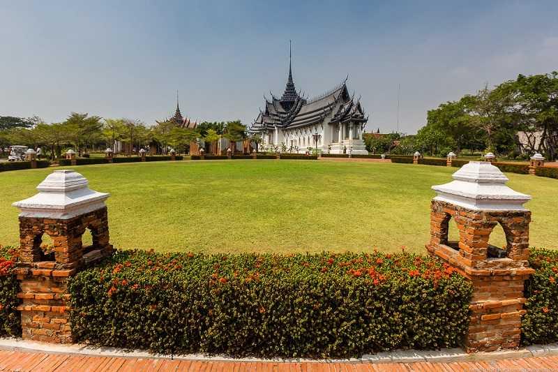 Бангкок Парк Муанг Боран