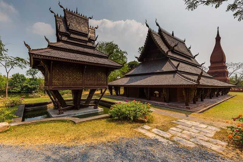 Бангкок Парк Муанг Боран1