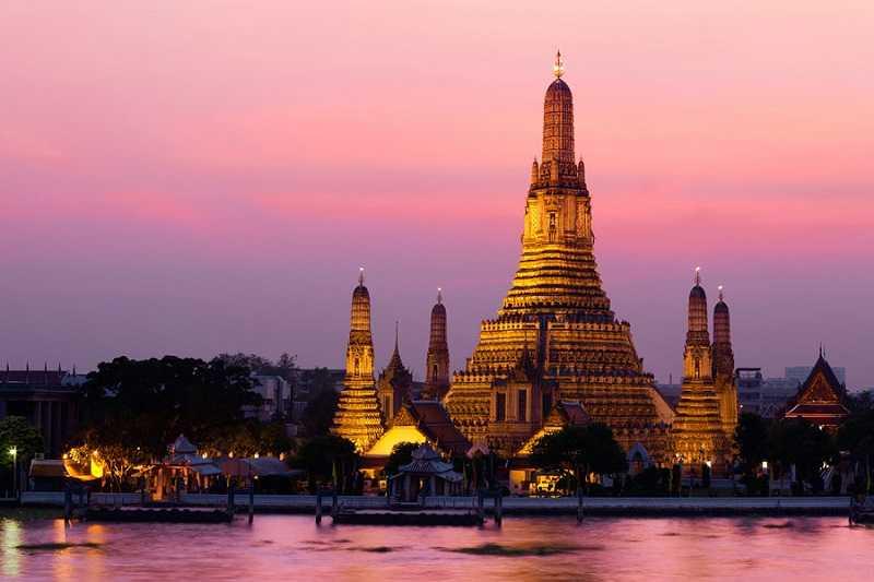 Бангкок Ват Арун